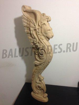 Балясины из дерева: купить, заказать изготовление балясин
